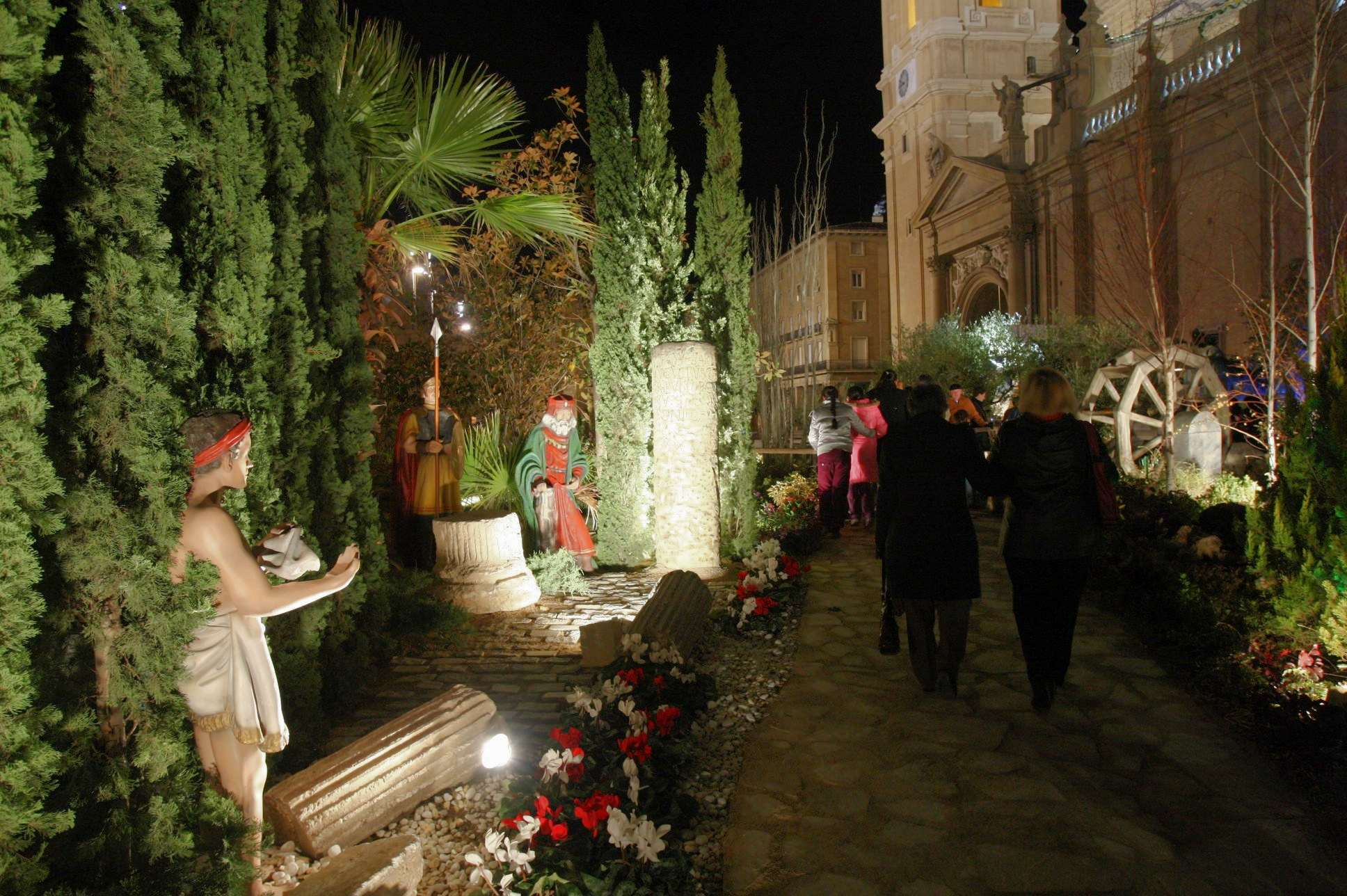 visita turistica zaragoza: