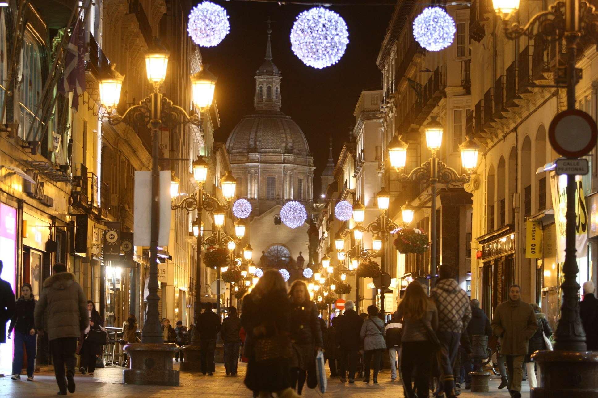 Navidad zaragoza comunica p gina 7 - Iluminacion de navidad ...