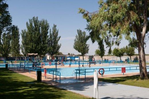 Piscina de verano del Ayuntamiento de Zaragoza