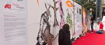 Regala Goya- grafitis