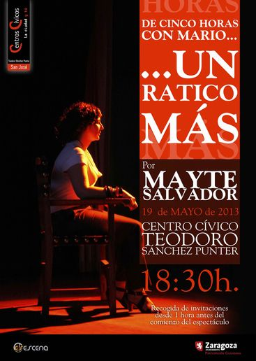 Cartel-Mayte Salvador