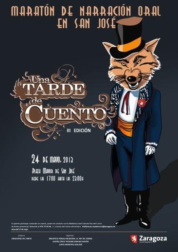 Cartel-UnaTardeDeCuento2013-1
