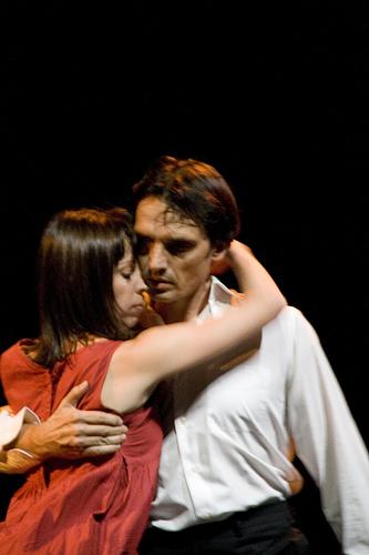 Cetra Danza bailan en Torrero