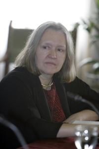 Saskia Sassen en el comité de expertos para Zaragoza