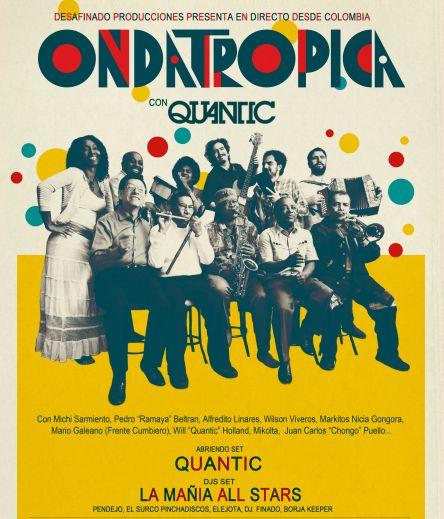 Ondatropica-Quantic