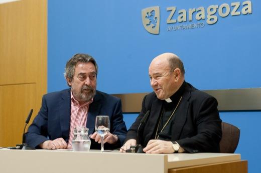 Alcalde y Arzobispo