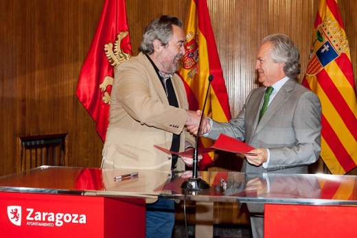 convenio Ayto Zaragoza-Bantierra