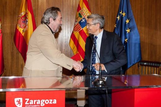 convenio Ayto Zaragoza-Caja Rural Teruel