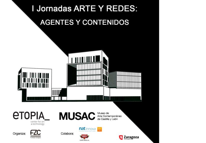 Jornadas Artes y redes en Etopia