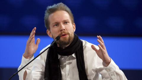 El miembro del Comité internacional de Expertos en innovación urbana, Pekka Himanen