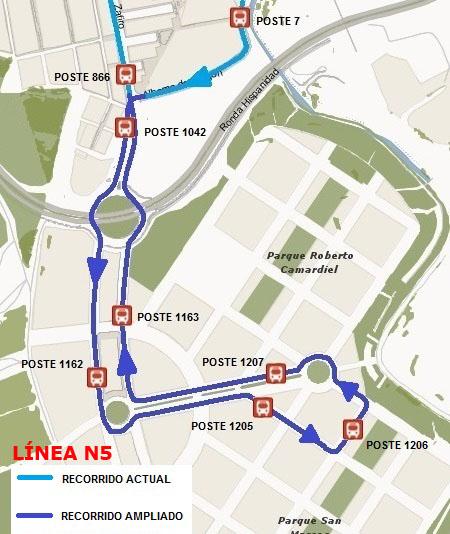 Línea N5