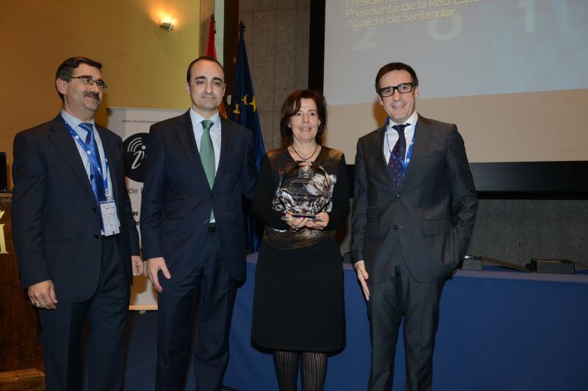Ayuntamiento de Zaragoza premiado por plataforma Gobierno Abierto