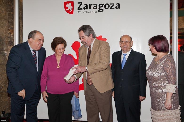 Bodas Oro 2014 Mayores Zaragoza