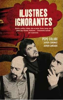 Cartel-Ilustres ignorantes 1