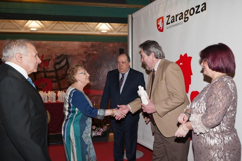 Recepcion Bodas Oro 2014 Mayores Zaragoza