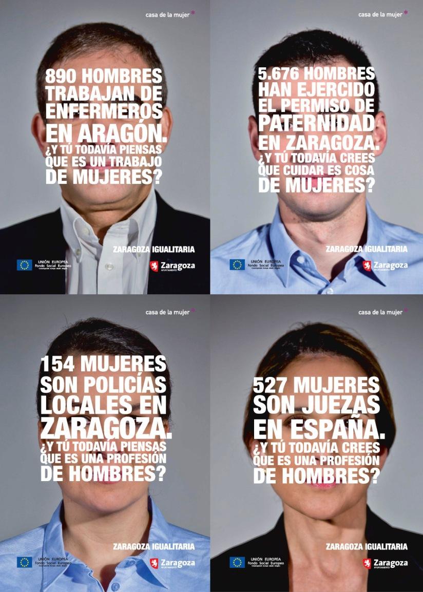 campaña Zaragoza Igualitaria