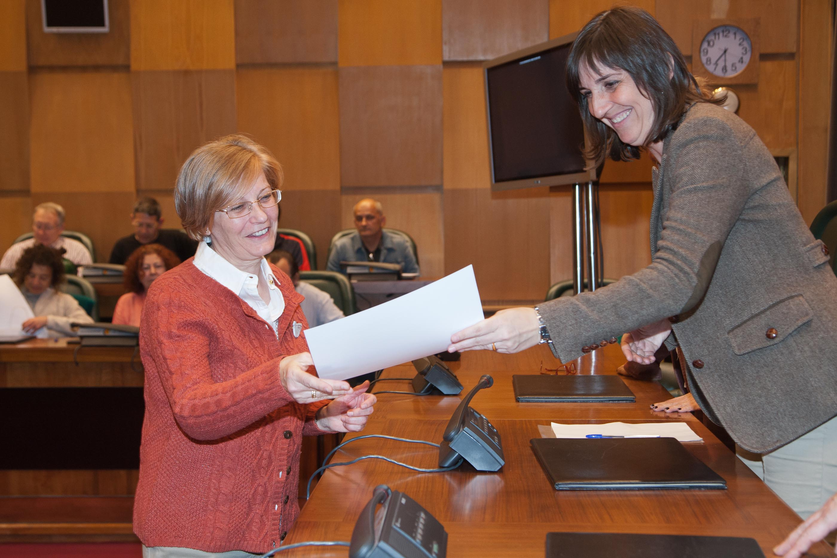 Los Voluntarios del Galacho de Juslibol reciben un diploma en ...