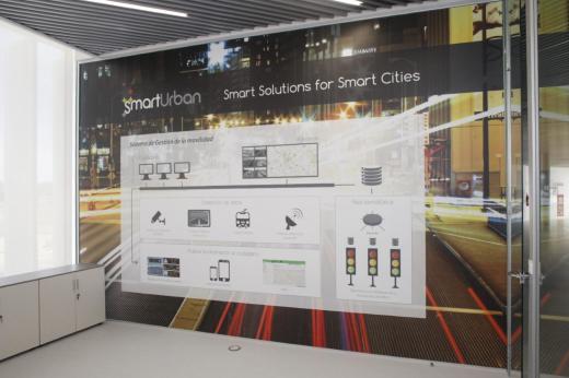 Smart Urban de iAsoft en Etopia