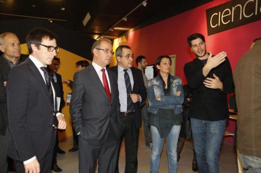 Ciencia Remix en Etopia Zaragoza