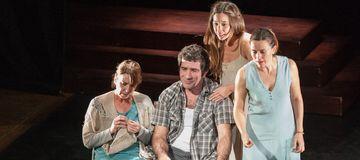 """La obra teatral  """"Palabras"""" escenificará en el Teatro Principal el drama del maltratoemocional"""