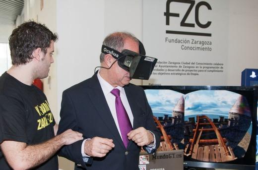 Fernando Gimeno_gafas 3D_Zaragoza